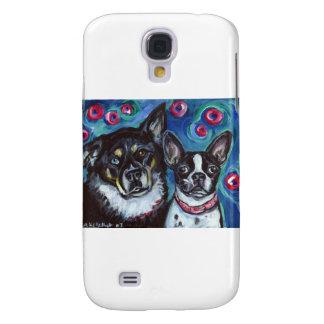Best Friends Bruno & Fergie Samsung Galaxy S4 Covers