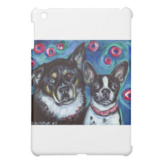 Best Friends Bruno & Fergie Cover For The iPad Mini