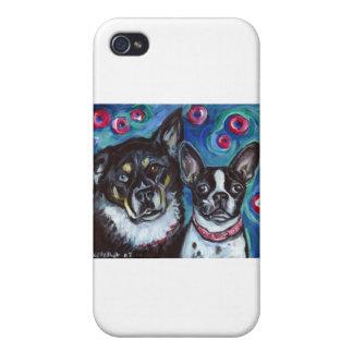 Best Friends Bruno & Fergie iPhone 4 Case