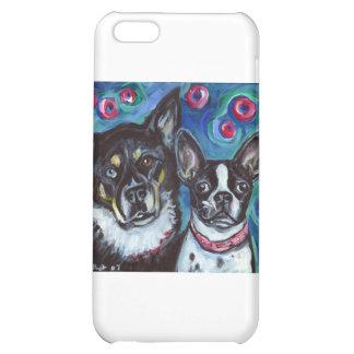 Best Friends Bruno & Fergie iPhone 5C Covers