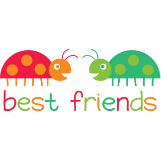 Best Friends Bugs Statuette