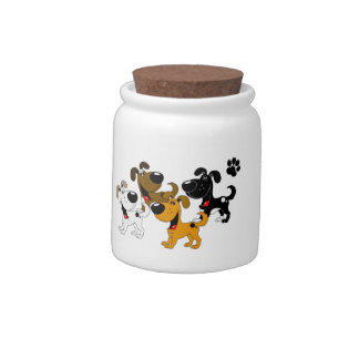 Best Friends! Candy Jars