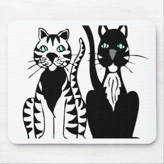 Best Friends Cates Mousepads