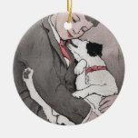 Best Friends Christmas Ornaments