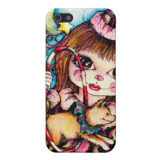 Best Friends...Circus Fun! iPhone SE/5/5s Cover