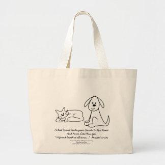 Best Friends Collection Secrets Large Tote Bag