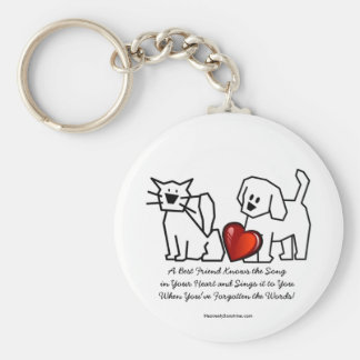 Best Friends Collection Song Key Chains