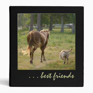 """best friends"" CUSTOMIZABLE BINDER"