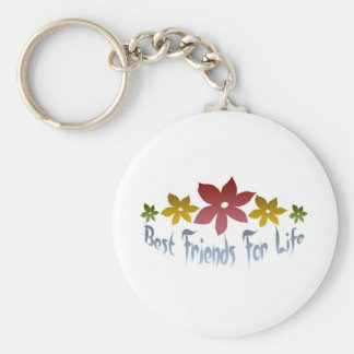 Best Friends For Life Key Chain