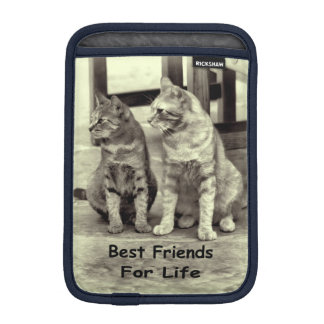 Best Friends for Life Sleeve For iPad Mini