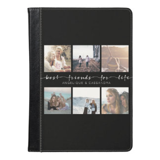 Best Friends for Life Typography Instagram Photos iPad Air Case