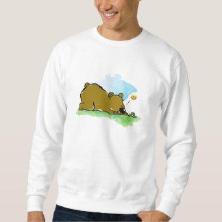 Best Friends Forever - Bear and Caterpilar Sweatshirt