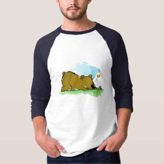 Best Friends Forever - Bear and Caterpilar T-Shirt