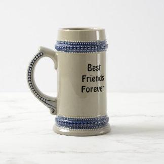 Best Friends Forever Beer Stein