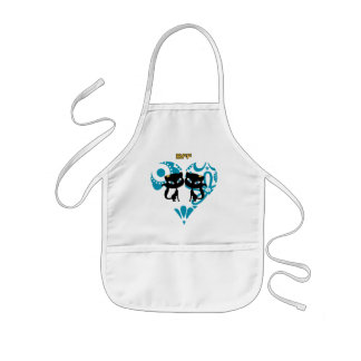 Best Friends Forever (BFF) Kids' Apron