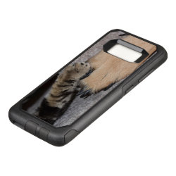 OtterBox Commuter Samsung Galaxy S8 Case with German Shepherd Phone Cases design