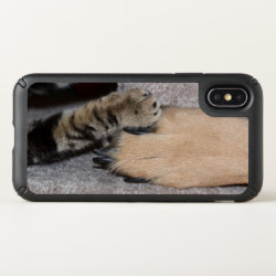 Best Friends Forever by Shirley Taylor Speck iPhone X Case