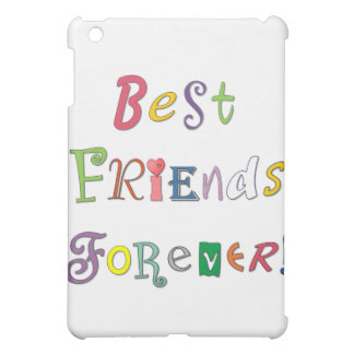 Best Friends Forever Case For The iPad Mini
