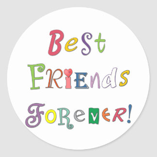 Best Friends Forever Gifts On Zazzle