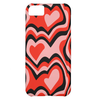 Best Friends Forever: Hearts, Love, Hugs, & Kisses Cover For iPhone 5C