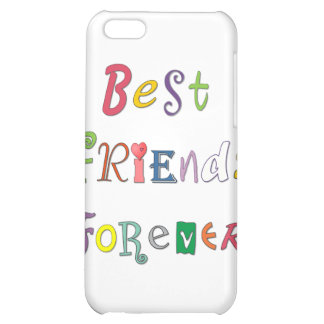 Best Friends Forever iPhone 5C Covers