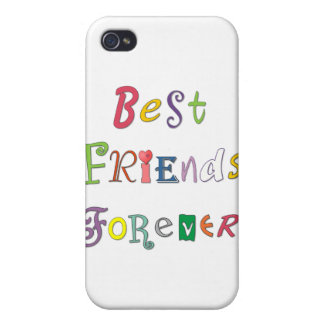 Best Friends Forever Covers For iPhone 4