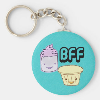 Best Friends Forever Key Chains