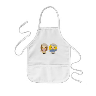 Best Friends Forever Kids' Apron