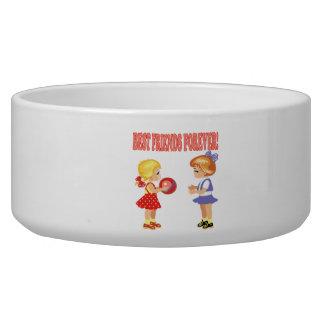 Best Friends Forever Pet Water Bowls