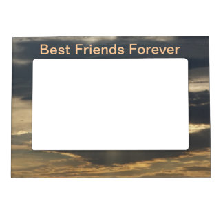Best Friends Forever Picture Frame
