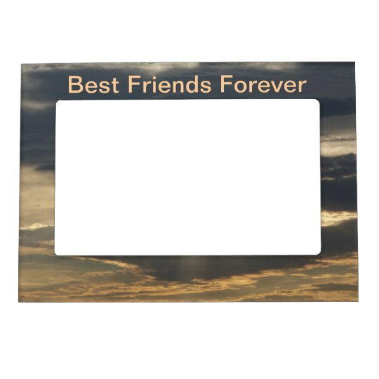 Best Friends Forever Picture Frame Zazzlecom