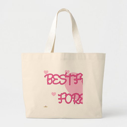 Best Friends Forever Pink Lt Hearts Part 1 Bags