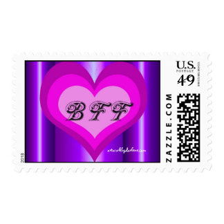 BEST FRIENDS FOREVER POSTAGE