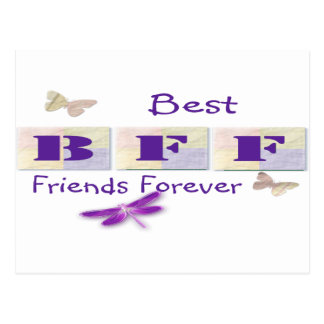 Best Friends Forever Post Cards