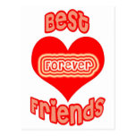 Best Friends Forever Postcards