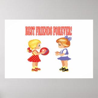 Best Friends Forever Print