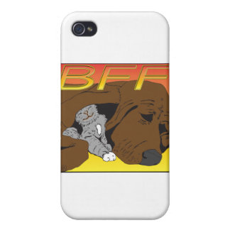 Best Friends Forever RED-02 Covers For iPhone 4