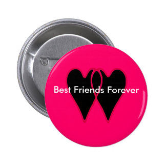 Best Friends Forever The MUSEUM Zazzle Gifts Button