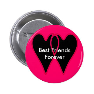 Best Friends Forever The MUSEUM Zazzle Gifts Buttons
