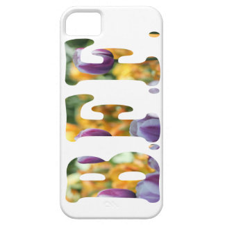 Best Friends Forever (tulip version) iPhone 5 Covers