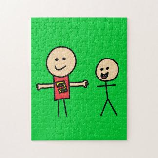 Best Friends Friendship Arms Open Wide Puzzles