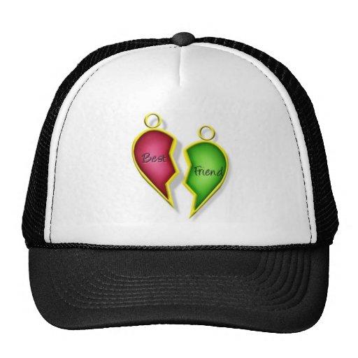 Best Friends Trucker Hats