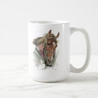 Best Friends Horse Mug