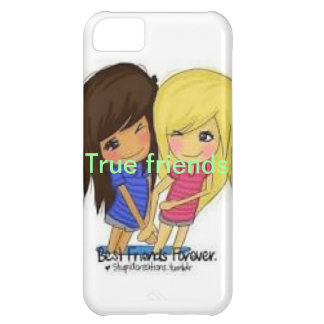 Best friends I Phone 5 Cover For iPhone 5C