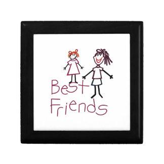 Best Friends Jewelry Box
