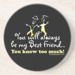 Best Friends Knows Coasters
