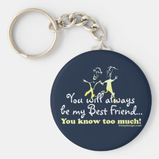 Best Friends Knows Key Chains