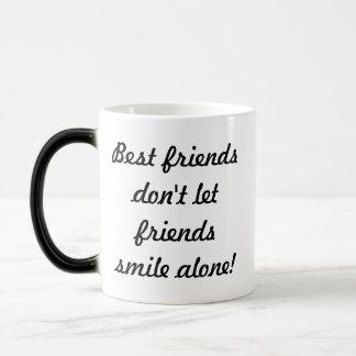 Best friends magic mug