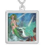 Best Friends Mermaid Fantasy Custom Jewelry