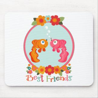 Best Friends Mouse Pad